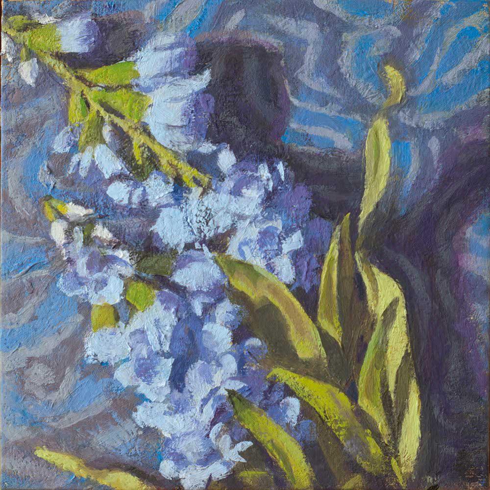 Paula Heisen, <em>Hyacinth</em>