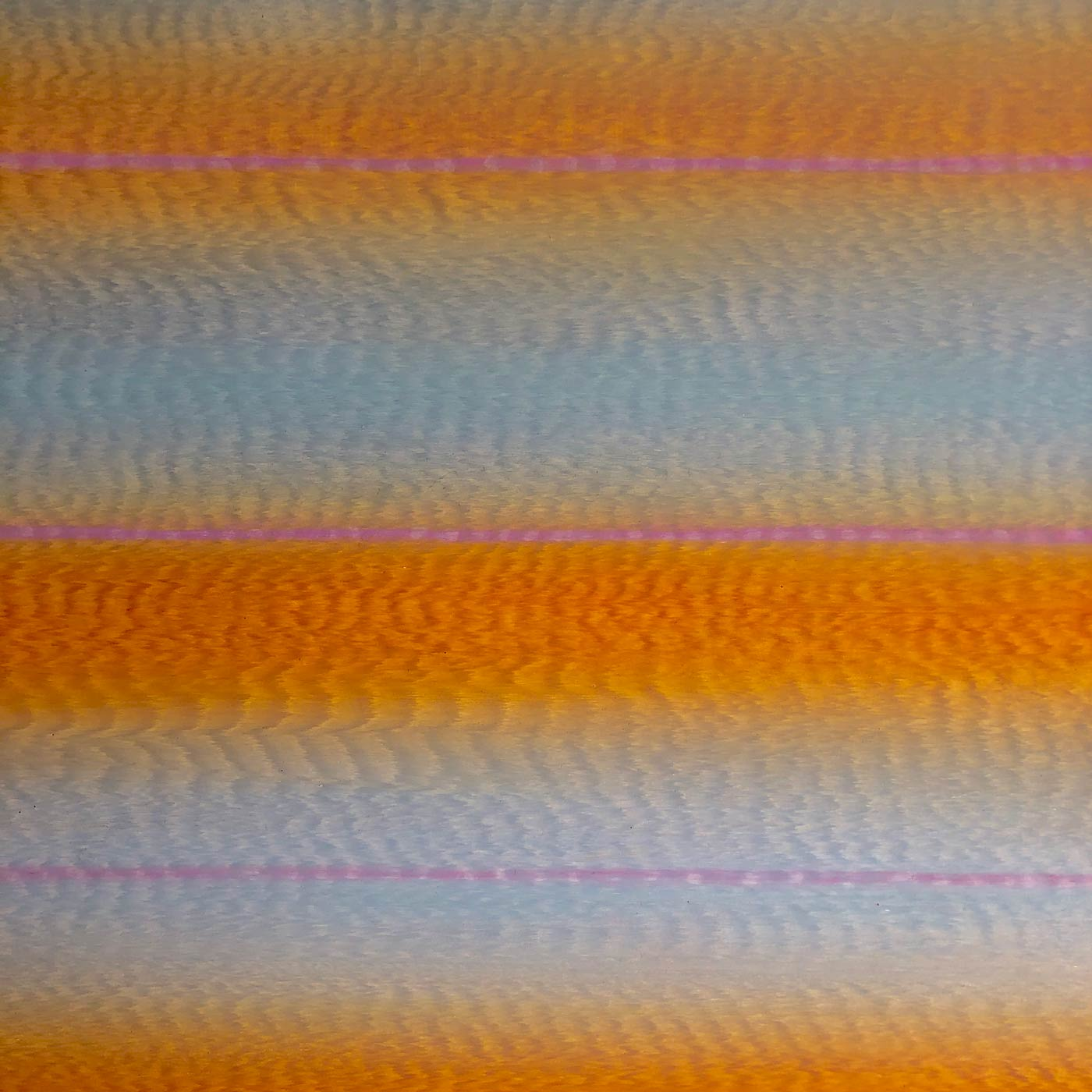 détail, Certain Slant, huile sur panneau, 29 x 33 pouces, 2017-19