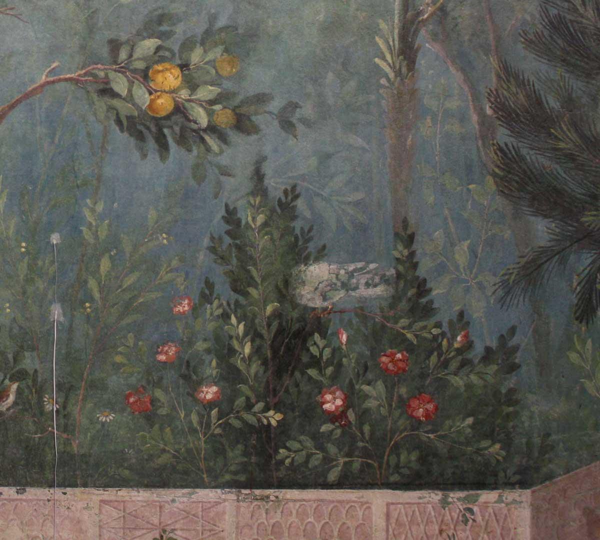 Garden Fresco, Livia's Villa, Rome
