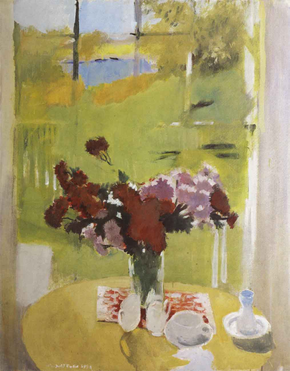 fairfield porter  u2013  u0026quot mystery that is essential to reality u0026quot