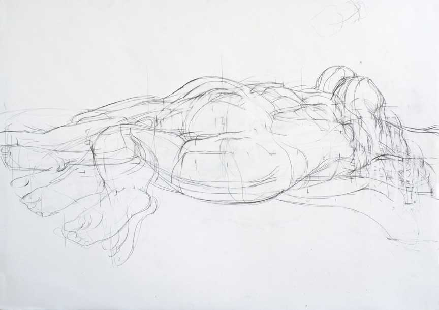 Emotional Lines In Art : Interview with alex kanevsky