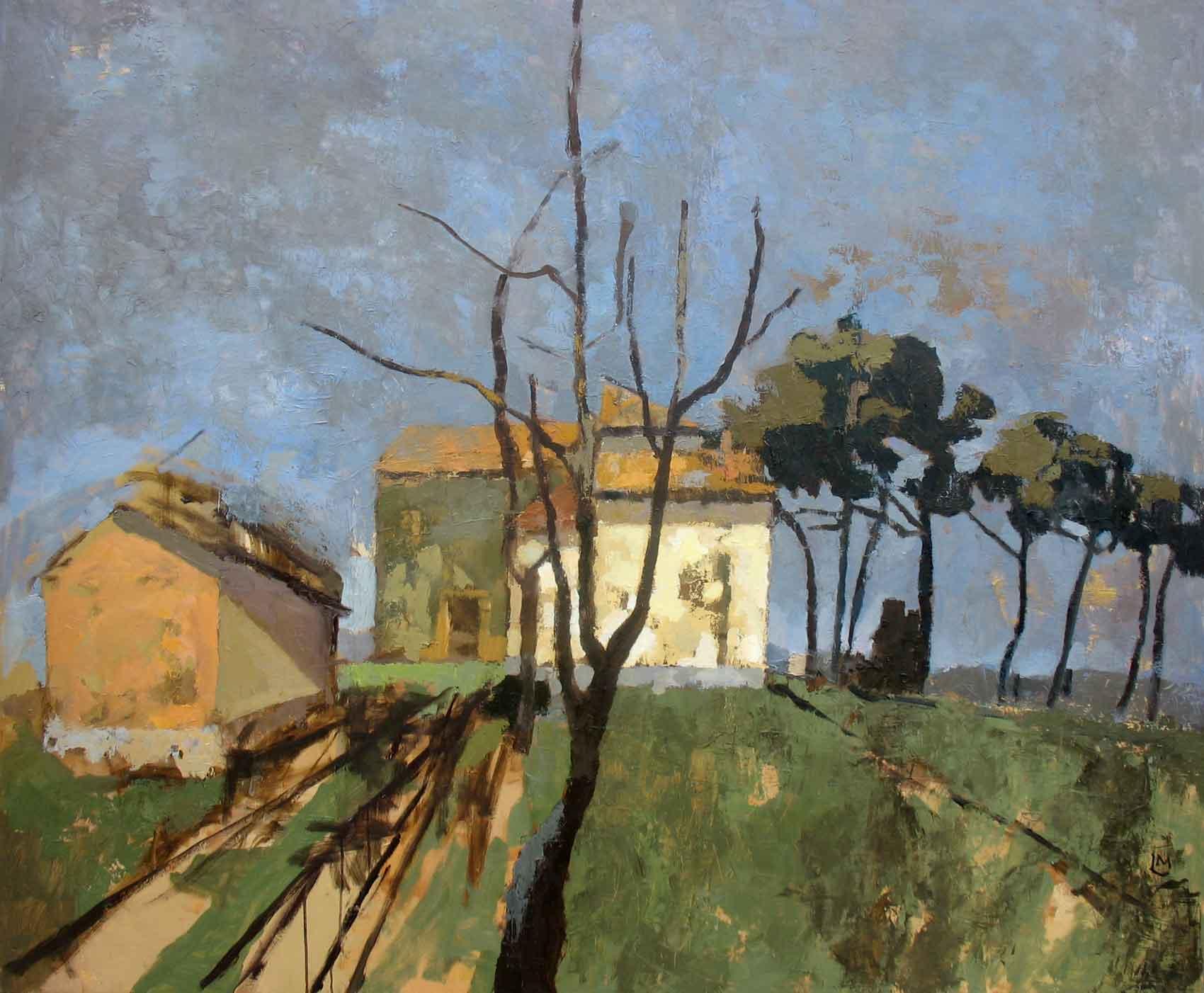 Giorgio Morandi Landscape Paintings Giorgio Morandi The