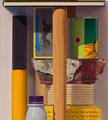 Michael Tompkins, Sledgehammer