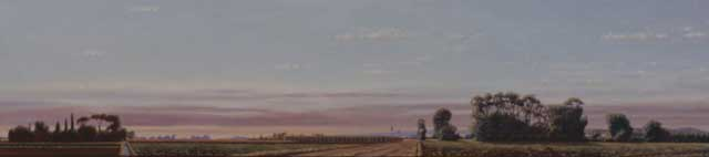 Michael Tompkins, View from Citrona Farms