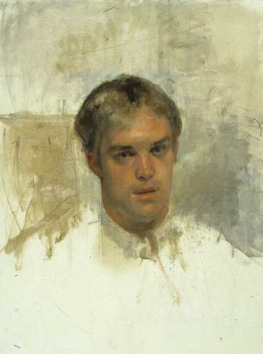 Lennart Anderson, Portrait of Matthew Devlin