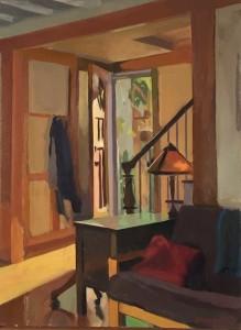 Interior at First Light (2011)