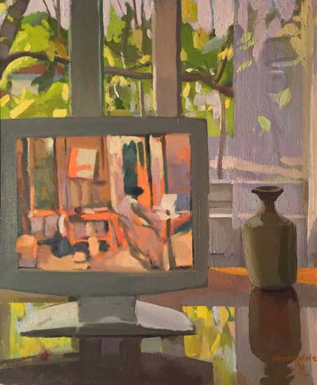 Vuillard in the Study (2011)