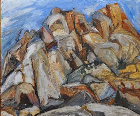Climbers Rocks