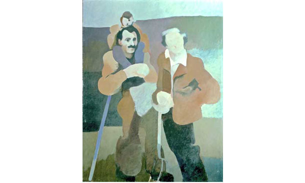 untitled, or The Gorky that Gorky Never Painted