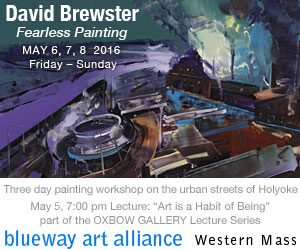 Outdoor Cityscape Painting with David Brewster