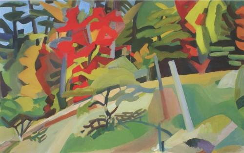 3-OrchardPost,Vermont200830x48