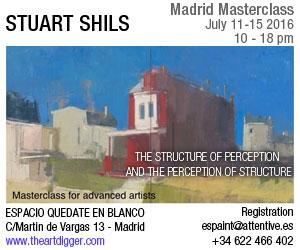 Stuart Shils Madrid Masterclass
