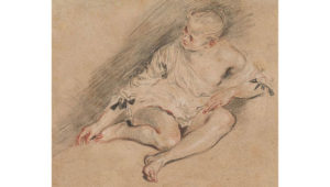 Watteau, The Thaw Collection of Master Drawings, and The Olde Formalism Ye Hardly Knewe